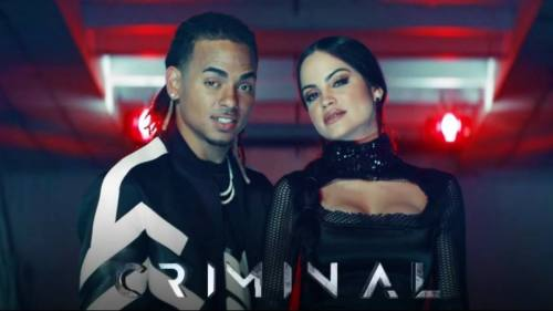 Natti Natasha Ft. Ozuna - Criminal | Pina Records