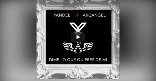Yandel y Arcangel
