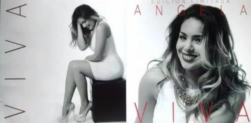 angela leiva nuevo cd 2016