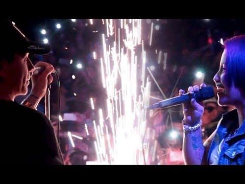 Damas Gratis ft Viru Kumbieron - Me Vas a Extrañar (En Vivo) Video Oficial | Damas Gratis