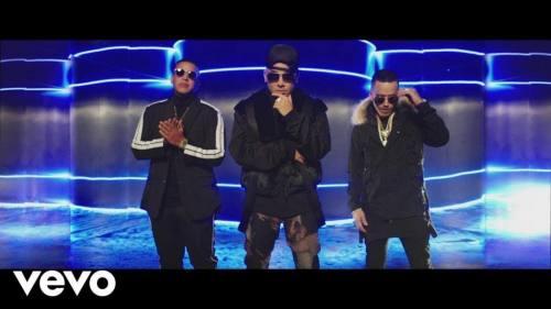 Wisin ft Yandel y Daddy Yankee - Todo Comienza en la Disco   Wisin