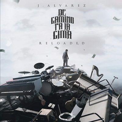 nuevo disco j alvarez 2015
