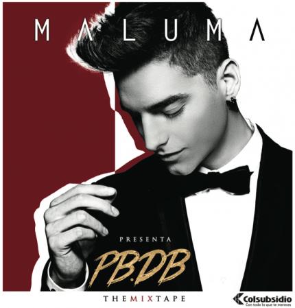 nuevo disco de Maluma PBDB