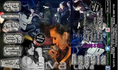 angela leiva nuevo disco 2014