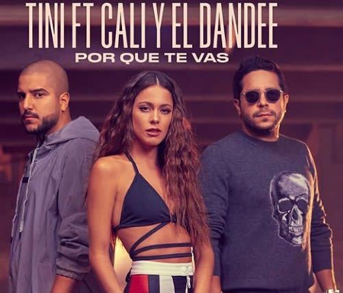 TINI reggaeton 2019