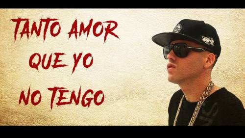 Nestor En Bloque - Tanto Amor (Video Oficial)   Nestor En Bloque