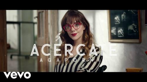 Agapornis - Acércate (Video Oficial)   Cumbia Pop