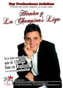 Hernan y La Champions Liga - Difusion 2010 (X4) | Cumbia