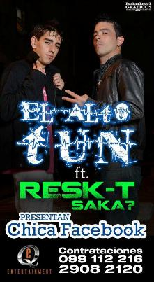 Resk-T Ft El Alto Tune
