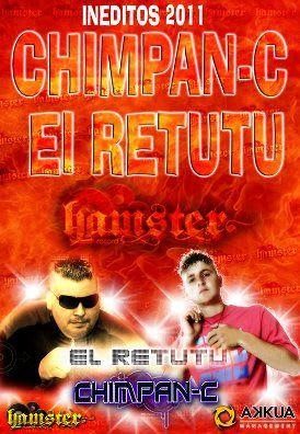 Chimpan-C & El Retutu (Ineditos 2011) HAMSTER RECORDS   Cumbia