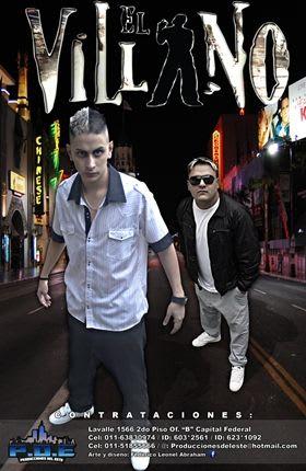 El Villano - Difusion Mayo 2011 (x3) | Cumbia