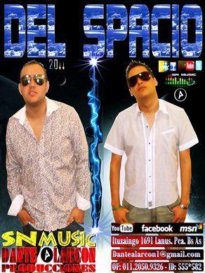 Del Spacio - Difusion (x4) | Cumbia