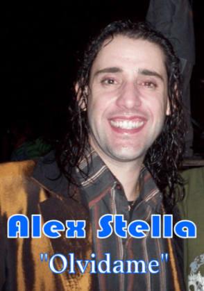 Alex Stella - Olvidame [Nuevo Tema 2010] | Cumbia