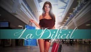 Baby Rasta & Gringo - La Dificil   Reggaeton