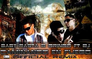 Baby Rasta & Gringo ft 2J - Caminando en fuego (Remix) | General