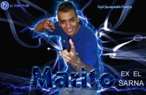 Marito (Ex El Sarna) - Enganchados (x2) | Cumbia
