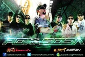 POK-SODA – DIFUSION x14 (NOV. 2012) | CDs de Cumbia