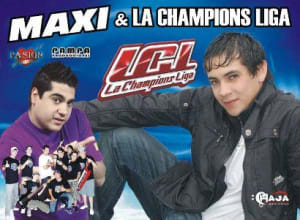 Maxi y La Champions Liga