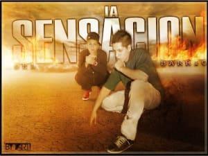 LA SENSACION DEL BARRIO - DIFUSION x3 (NOV 2012) | Cumbia