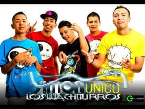 Simon & Los Wachiturros- Vamos A Hacerlo (Noviembre 2012)   Cumbia