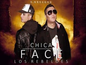 LOS REBELDES - CHICA FACE (NOV.2012) | Cumbia