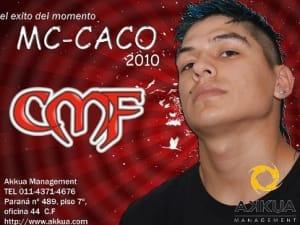 Mc Caco - Llena De Cumbieras [2010] | Cumbia