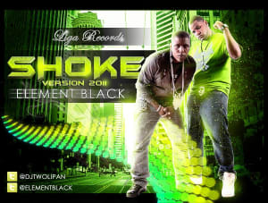 Element Black - Shoke Regaeton y Mambo 2011 | General