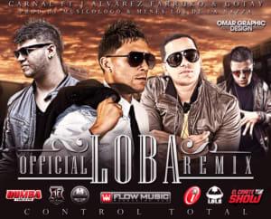 Carnal Ft. J Alvarez, Farruko Y Gotay - Loba (Official Remix)