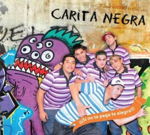 Carita Negra - Agarrala, Pegala, Azotala (Nuevo Tema 2010) | Cumbia