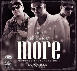 Zion Ft. Jory & Ken Y - More (Video Oficial)(Dic.2012) | Reggaeton