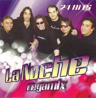 La Noche - 24 Hits Megamix (2010) @320 | Cumbia
