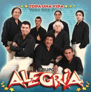 Gupo Alegria - Salvame [2010] | Cumbia