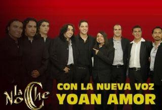 La Noche - Si Me Dices Adios (Nueva Voz) | Cumbia