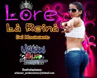 Lore ''La Reina Del Movimiento'' - Difusion x9 [2010] | Cumbia