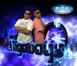 Gigaboys - Difusion 2011 (x2)   Cumbia