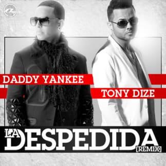 Daddy Yankee ft Tony Dize - La Despedida [Remix] | General