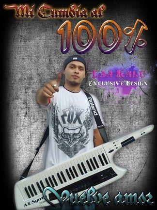 100% - Vuelve Amor [Nuevo Abril 2011] | Cumbia