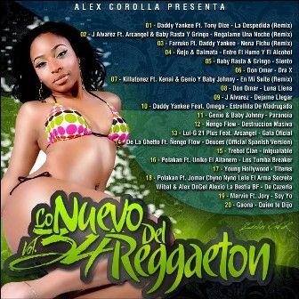 Alex Corolla Presenta: Lo Nuevo Del Reggaeton Vol. 34 (2010)   General