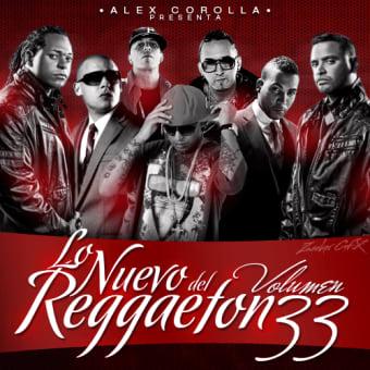 Alex Corolla Presenta: Lo Nuevo Del Reggaeton Vol. 33 (2010) @ 320 | Discos @320