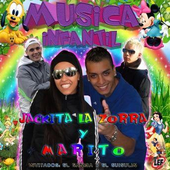 Jackita La Zorra y Marito - Musica Infantil [2010] | Cumbia