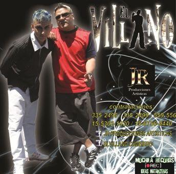 El Villano - Difusion 2010 (x6) | Cumbia
