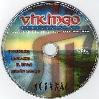 Vikingo Producciones - Difusion 2010 | Cumbia
