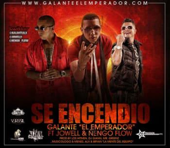 Galante 'El Emperador' Ft. Jowell y Ñengo Flow