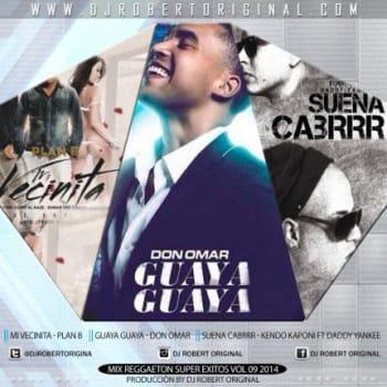 enganchados reggaeton 2014