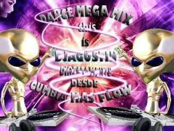 Dj Agustin - Dance Megamix Vol. 3 [2010]   Cumbia