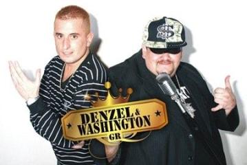 Denzel y Washington - Difusion Full | Cumbia