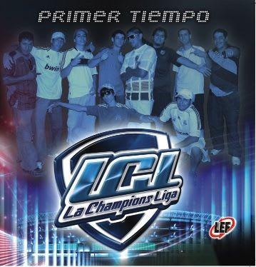 La Champions Liga - Primer Tiempo (2010) @320 | Cumbia