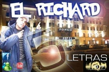 El Richard - 5 Letras [Nuevo Tema]   Cumbia