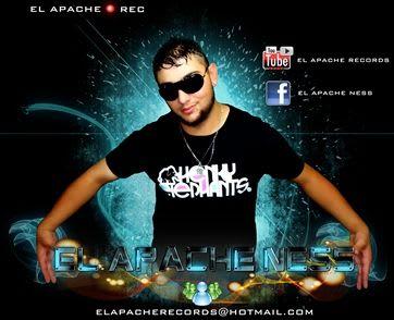 El Apache Ness - Difusion 2011 (x4) | Cumbia