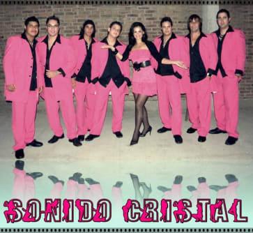 Sonido Cristal - Difusion Julio 2011 (x2) | Cumbia